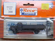 Roco Minitanks / (NEW) 1/87 WWII German Mercedes Heavy Cargo Truck Lot #3083