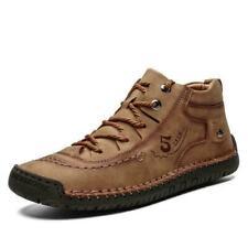 Men's Winter Snow Boots Warm Cotton Shoes Non-slip High Top Sneakers Plus Size