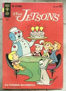 Jetsons #8-1964 fn Wally Gator / Gold Key