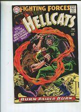 Our Fighting Forces #109 Fine Lt. Hunters Hellcats   Burn, Raider.Burn     CBX19