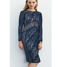 Next Lace Bodycon Dress 12T
