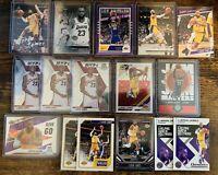 2019-20 Optic/Chronicles/Mosaic LEBRON JAMES NBA Basketball 16 Card LAKERS Lot🔥