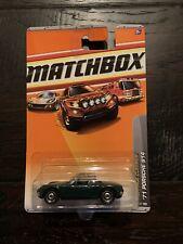 Matchbox Heritage Classics '71 Porsche 914 Dark Green 16/100