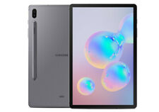 New Samsung Galaxy Tab S6 - 10.5, 128GB, Gray (Wi-Fi) w/...