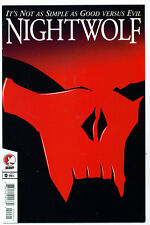 <•.•> NIGHTWOLF (2006) • Issue 0 • Devil's Due Publishing