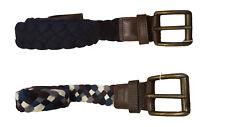 Cintura Franklin & Marshall BEAU9075W12 Cinta Intrecciata Uomo