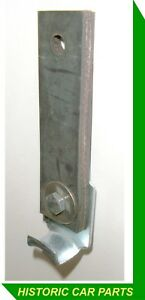 """5"""" EXHAUST HANGER STRAP  clamp it to exhaust bolt to body suit most cars 1950-70"""