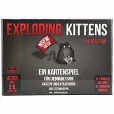 Exploding Kittens NSFW Edition (Spiel) (Spielware) NEU