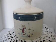 Snowman Sugar Jar ~ **Gift Idea