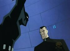 BRUCE TIMM rare BATMAN BEYOND Splicers CEL Doctor Cuvier WB COA