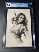 Red Sonja Age of Chaos #4 Virgin Variant Shannon Maer CGC 9.6 NM+