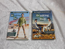 The Breaking Bad Complete 1st & 2nd Seasons DVD