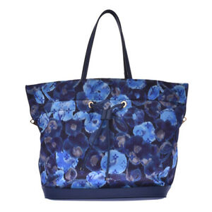 LOUIS VUITTON Ikat Flower Noeful MM 2WAY Shoulder Bag Grand blue 800000088237000