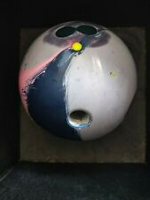 900 Global Dream Big Pearl 16 Pound Bowling Ball - Exclnt Cond, Fingers Plugged