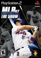 MLB 07 The Show PS2 Game Used Complete