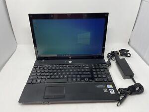Hp ProBook 4510s 2GB RAM 250GB HDD Intel Core 2 Duo Win 10 WIFI