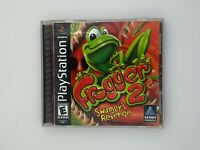 Frogger 2: Swampy's Revenge - Playstation 1 PS1 Game - Complete & Tested