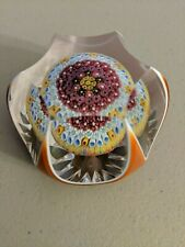 1970 Baccarat Paperweight. Marked. #133 Limited Edition