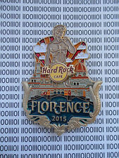 Hard Rock Cafe Florence 2015 - Icon City Series Pin