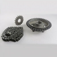 GENUINE ROYAL ENFIELD 500cc CHAIN & SPROCKET KIT 18T #597462 - HKTRADERS-UK