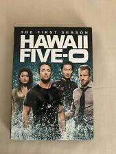 HAWAII FIVE-O THE FIRST SEASON LIKE NEW