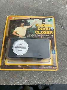Auto sliding glass door Closer 5lb Pull Automatic cinch