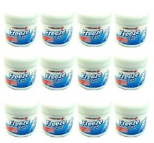 12pk 200ML FREEZE GEL IDEAL FOR MUSCLES, COOLS, SOOTHES AND MASSAGES MASTERPLAST