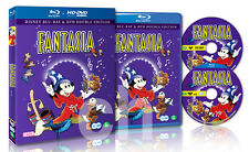 Fantasia (1940) - (BLU-RAY/DVD 2-Disc Set)