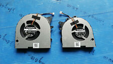 NEW Original for LENOVO Legion 81LE Y7000P Y530P CPU+GPU COOLING FAN L+R