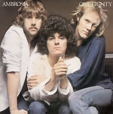 AMBROSIA - ONE EIGHTY (LIM.COLLECTOR'S EDITION)  CD NEW+