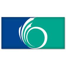 """OTTAWA Canada Flag bumper sticker decal 5"""" x 3"""""""