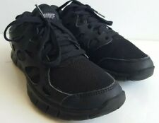 Nike Free Run 2 Triple Black Trainers UK 5, EU 38