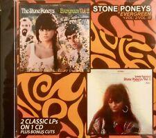 STONE PONEYS (Linda Ronstadt) - 2 LPs on 1 CD - 28 Tracks