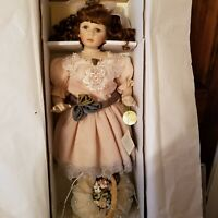 """The Prestige Collection Kingstate The Doll Crafter 24"""" Regina Porcelain Doll"""