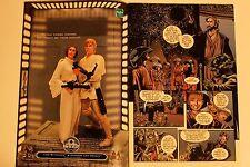 "2002 Star Wars Silver Anniversary Comics ""Attack of the Clones"" No Cover"