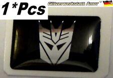 1*Pcs Auto Styling Epoxy Sticker Abzeichen Aufkleber Tuning Universal >1A-Qualy<