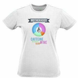 Jour Nouveauté Mères T-Shirt Pour Femme La maternité infographique