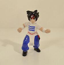 "2002 Ray Rei Kon 3"" Burger King PVC Anime Action Figure Beyblade Bey Blade"