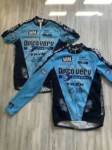 Marco Polo Cycling Tineli Trek Discovery Chanel Jersey. 2 Items. Large