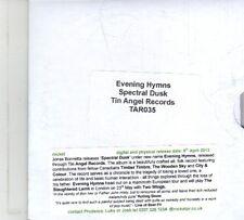 (DP106) Evening Hymns, Spectral Dusk - 2013 DJ CD