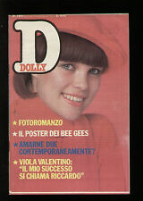 DOLLY 180/82 VIOLA VALENTINO LUCCHINELLI MARINA LAI BEE GEES POSTER FOTOROMANZO