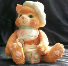Enesco Calico Kittens Baby 628433 A Bundle Of Love 1992
