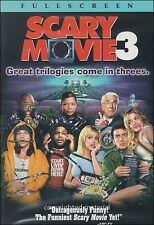 Scary Movie 3. Full Screen Edition. DVD (2004)