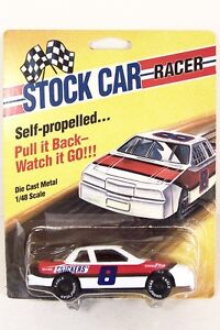 STOCK CAR RACER ~ #8 SNICKERS ~ BUICK ~ FRICTION ~ 4""