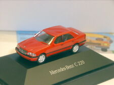 Herpa   PC Modell  Mercedes Benz  C 220,  rot   (613)