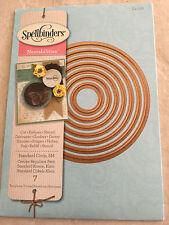 Spellbinder Nestabilities Dies Small Standard Circles S4-116 New