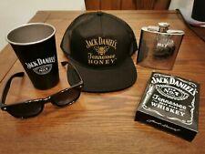 Jack Daniels Stainless Steel 6oz Hip Flask