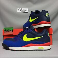 Nike Air Wildwood LE UK8 377757-474 ACG bleu terra lava force horse dome qs 1
