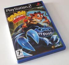 Jeu Crash of the Titans  sur PS2  complet