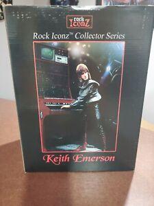 Keith Emerson (ELP) Knucklebonz, Rock Iconz, OOP, Numbered
